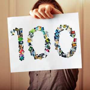 Сейчас на блоге находятся 100 уникальных статей!