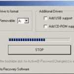 Сбрасываем пароль администратора windows с помощью Active@ Password Changer