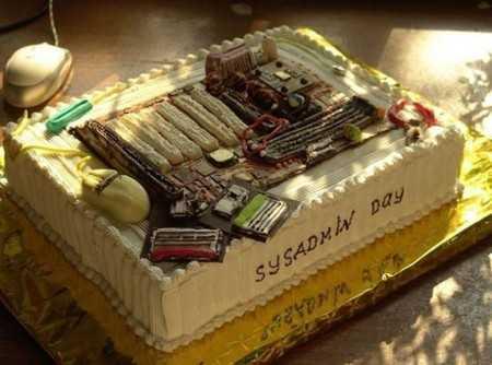 2011 год День сисадмина