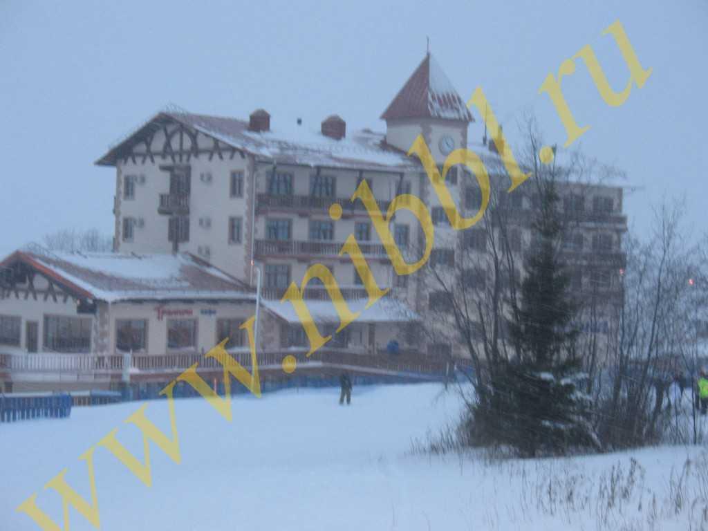 отель горнолыжного курорта Чекерил