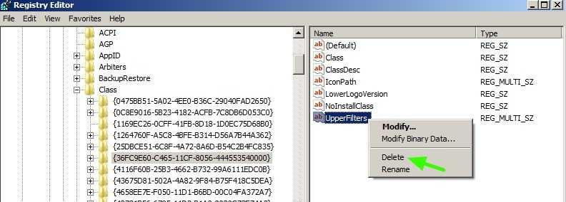 Код ошибки usb драйвером код 39