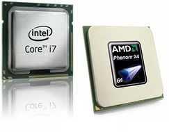 сравнение процессоров ноутбуков intel и amd
