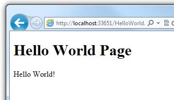 тестирование веб сервера