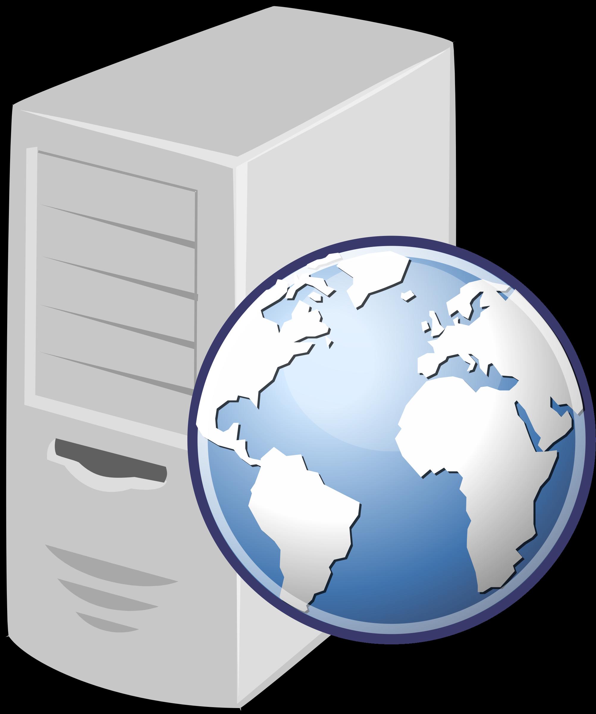 mac os web server