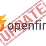 Обновление openfire сервера