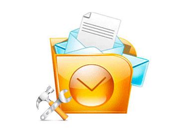 Восстановление файлов pst в Outlook