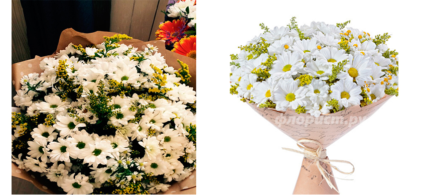 «Флорист.ру» — интернет-служба доставки цветов