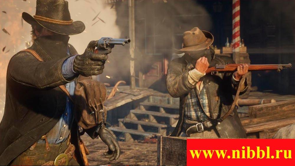 Red Dead Redemption 2 маленьний фпс