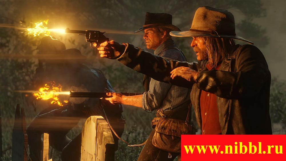 Red Dead Redemption 2 вылетает игра