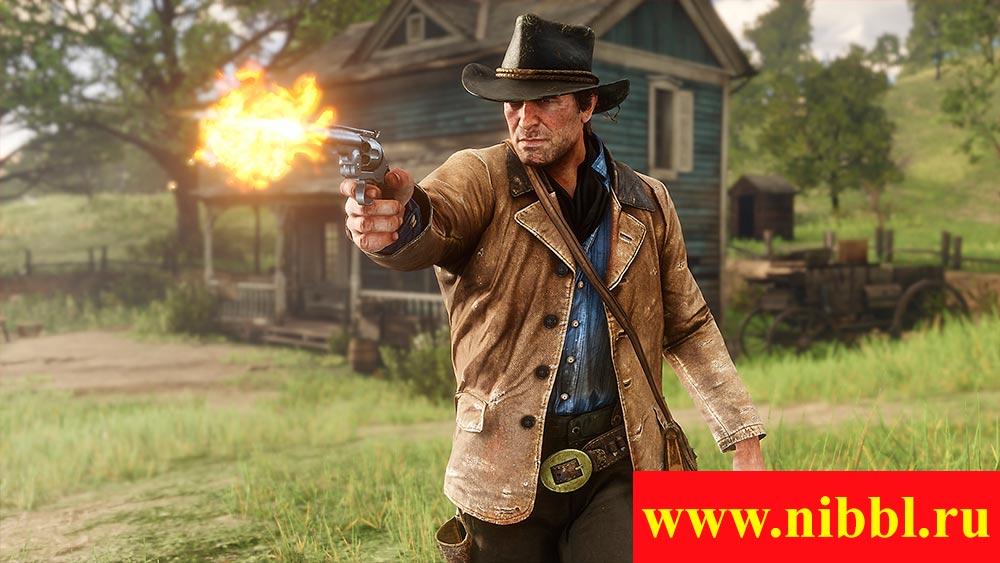 error Red Dead Redemption 2