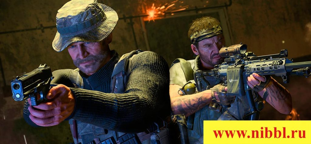 сетевая игра call of duty modern warfare 2019