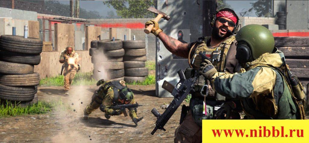 Игра Call of Duty: Modern Warfare 2019 на PC
