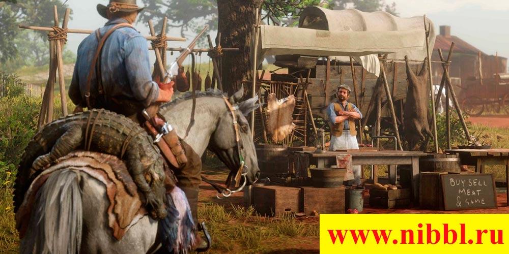 Взлом Red Dead Redemption 2 на деньги и золото