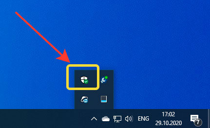 Как отключить Защитник Windows 10