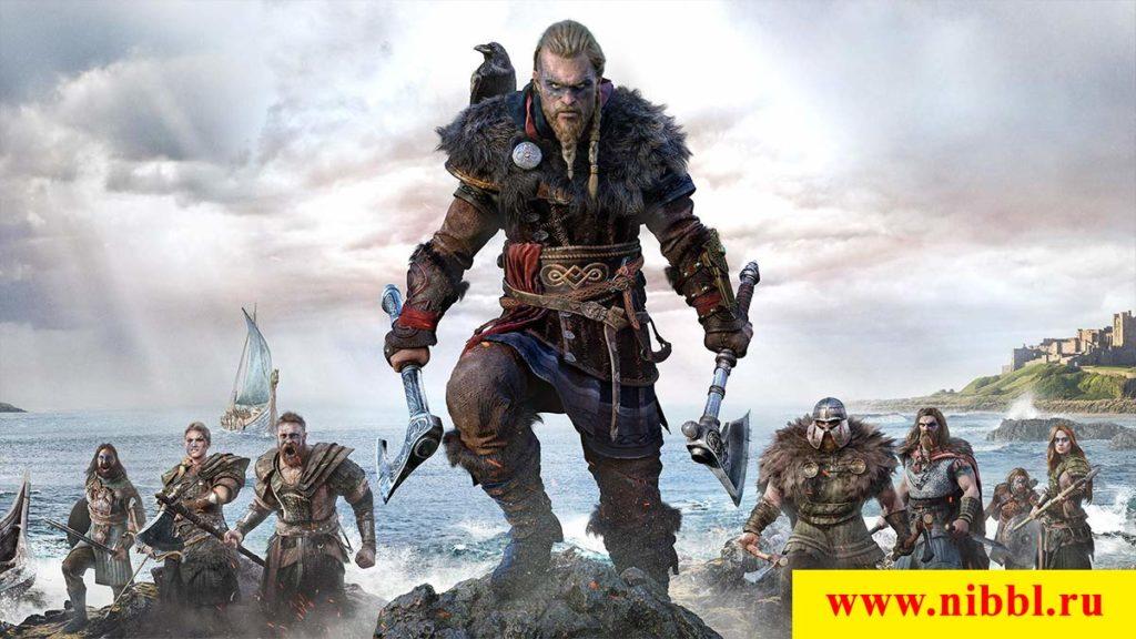 описание игры Assassins Creed Valhalla