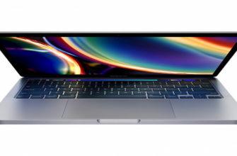 Apple MacBook Pro с новым miniLED экраном