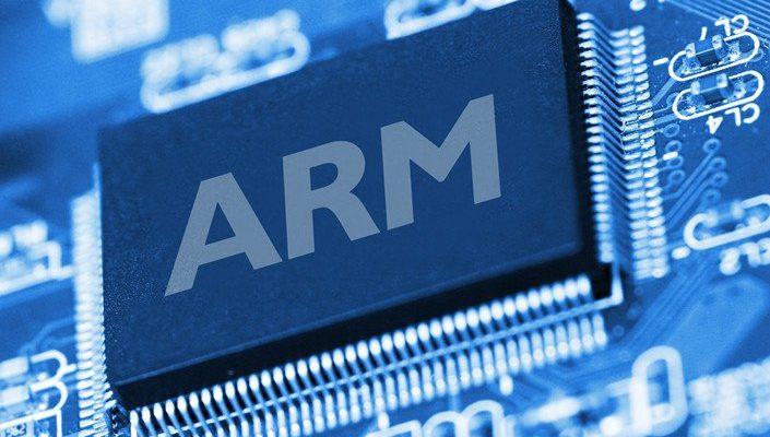 графические процессоры ARM сокращаются