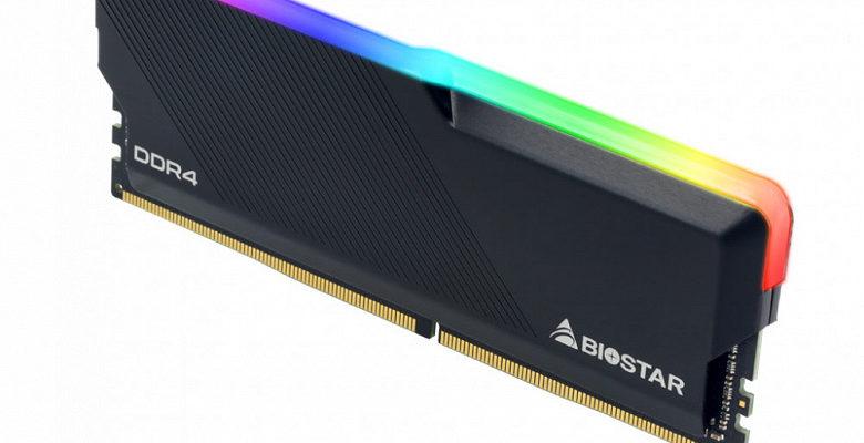 Biostar DDR4 RGB Gaming X
