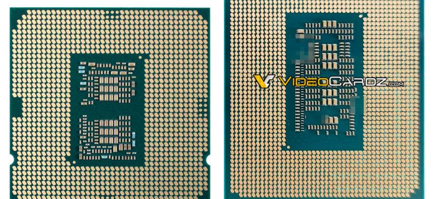 Процессор Alder Lake Intel 12 поколения