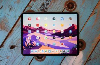 M1 iPad Pro обзор и характеристики