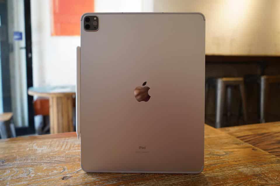 дизайн iPad Pro на процессоре M1