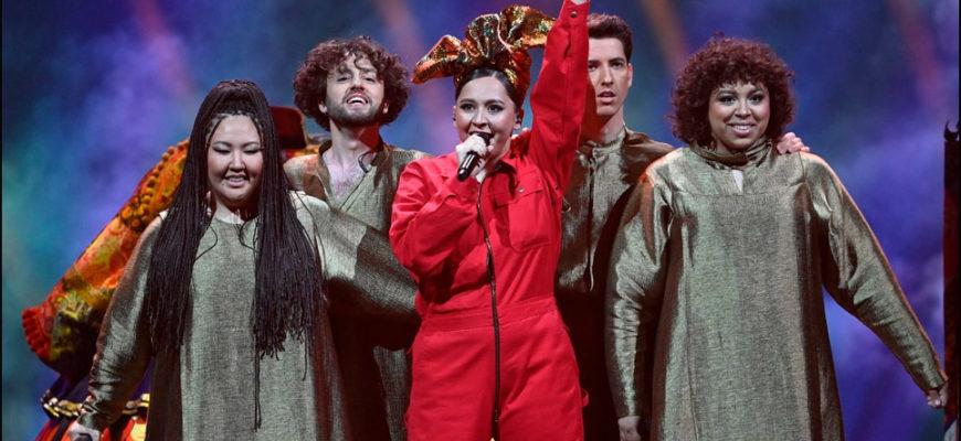 euroinvision 2021 russia