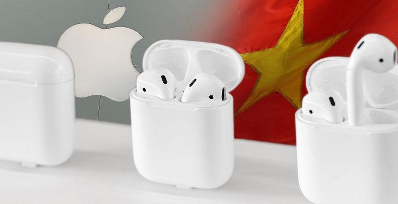 поддельные Apple AirPods