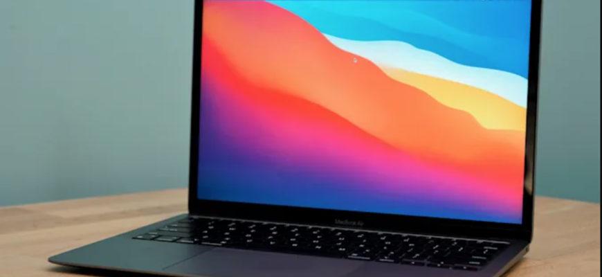 Купить MacBook Air M1 на Amazon - 900 долларов