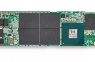SSD PCIe 5.0 могут превысить 10 Гбит