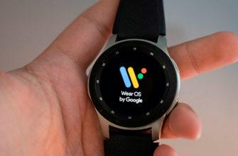 Samsung выпускает умные часы на Wear OS