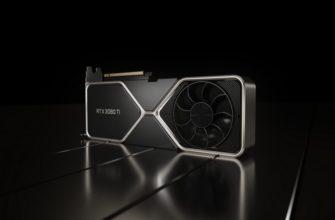 Nvidia GeForce RTX 3080 Ti и RTX 3070 Ti