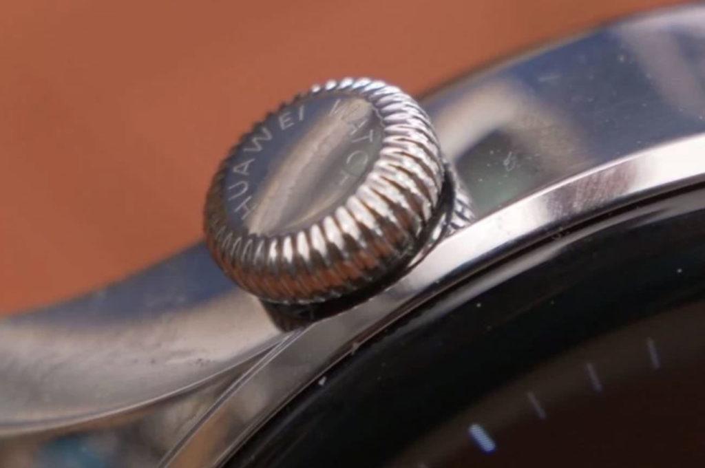 дизайн Huawei Watch 3