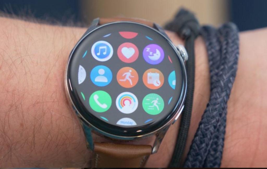 дисплей Huawei Watch 3