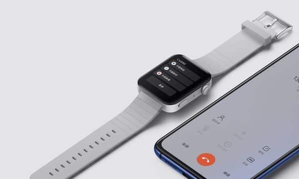Apple Watch Серии 7 в сравнении с xiaomi