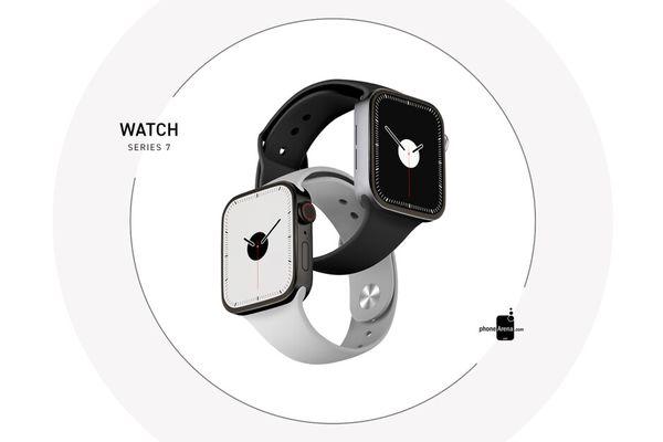 Концепция Apple Watch Series 7