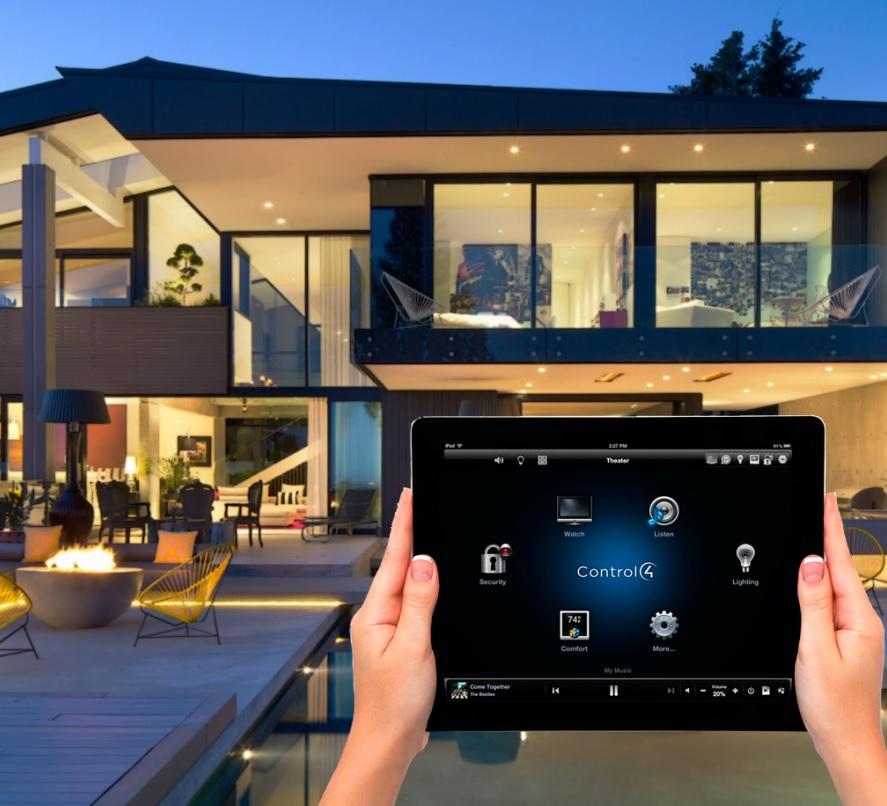 siri Smart Home управление домом